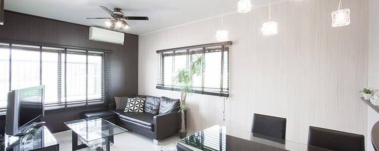 お部屋全体クリーニング | ハウスクリーニング・修復 アールテック株式会社 東京