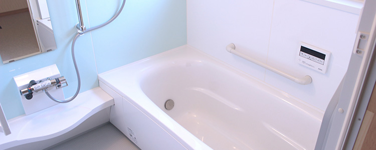 浴室クリーニング | ハウスクリーニング・修復 アールテック株式会社 東京